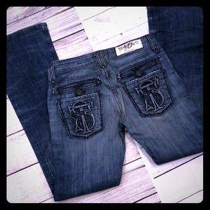 Taverniti Janis 18 RARE jeans NWT